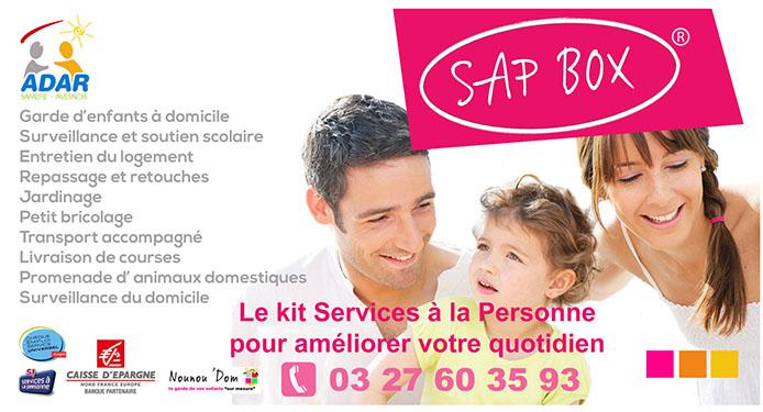 Informations SAP BOX